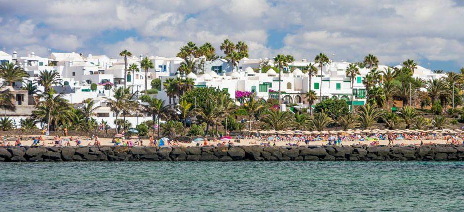 Lanzarote Flughafentransfers nach Costa Teguise
