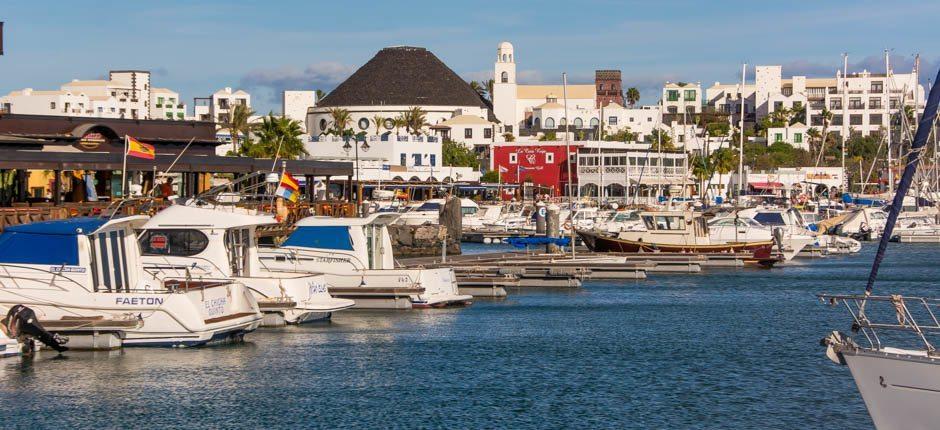 Lanzarote Flughafentransfers nach Playa Blanca
